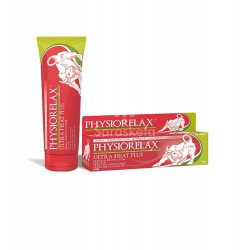- Physiorelax Ultra Heat Plus 75ml - Farmacia Sarasketa