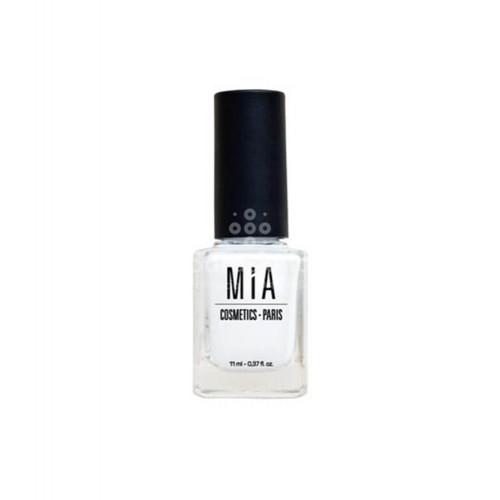 Mia Laurens - MIA Cosmetics Nails Frost White 11ml - Farmacia Sarasketa