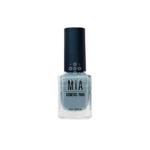 Mia Laurens - MIA Cosmetics Nails Silver Fog 11ml - Farmacia Sarasketa
