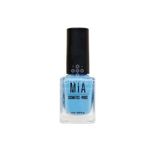 Mia Laurens - MIA Cosmetics Nails Aqua Blue 11ml - Farmacia Sarasketa