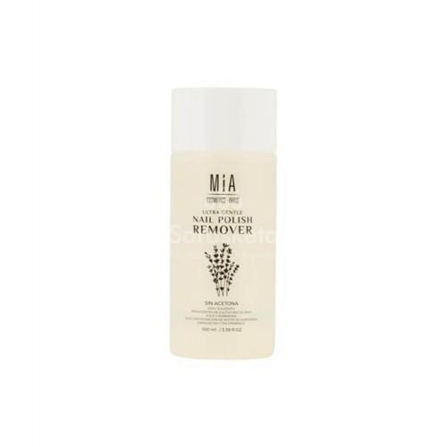 Mia Laurens - MIA Cosmetics Nails Quitaesmaltes Ultra Suave 100ml - Farmacia Sarasketa