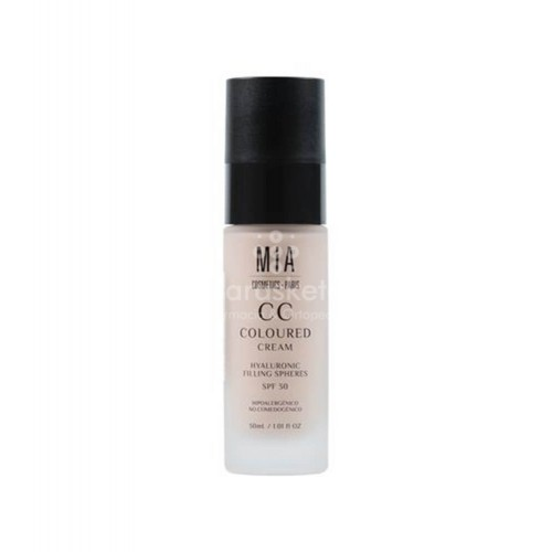 Mia Laurens - MIA Cosmetics MakeUp Light CC Coloured Cream 50ml - Farmacia Sarasketa