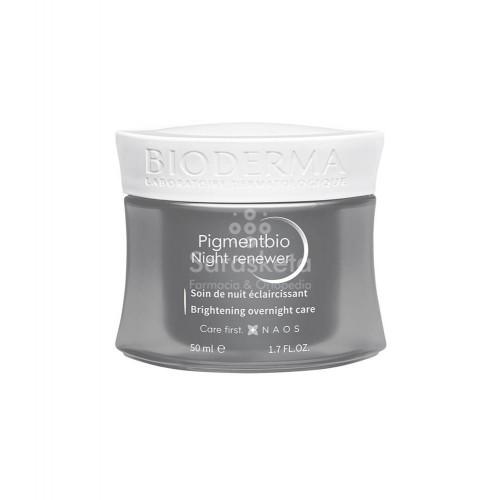 Bioderma - Bioderma Pigmentbio  Night Renewer 50ml - Farmacia Sarasketa