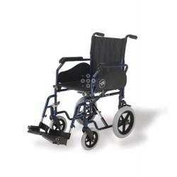 Breezy - Silla ruedas plegable Breezy 90 rueda pequeña - Farmacia Sarasketa