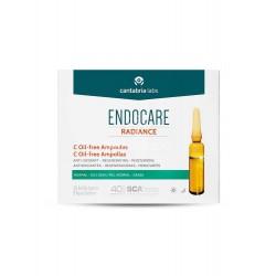 CANTABRIA LABS - Endocare Radiance C Oil Free 30 Ampollas 2ml - Farmacia Sarasketa
