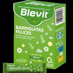 Ordesa - Blevit Barriguitas felices 10 Sobres monodosis (5 g/sobre) - Farmacia Sarasketa