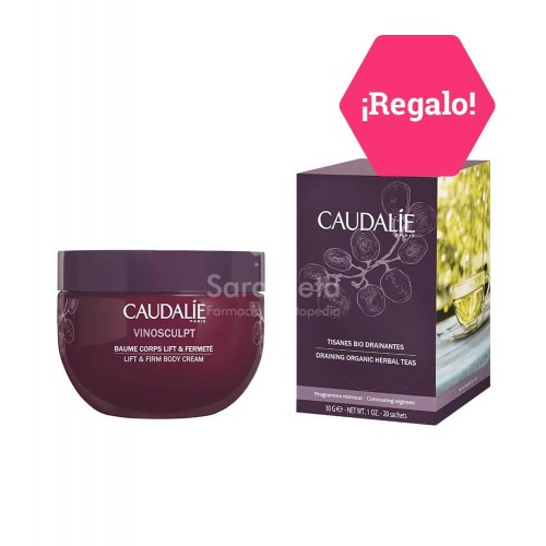 Caudalie - Caudalie Vinosculpt Lift & firm body balm - Farmacia Sarasketa