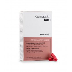 Cumlaude - Cumlaude Duplo Gineseda 30cap - Farmacia Sarasketa