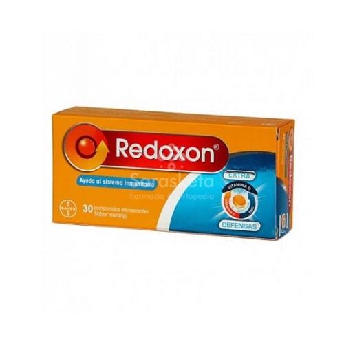 Bayer - Redoxon Extra Defensas 30comp - Farmacia Sarasketa