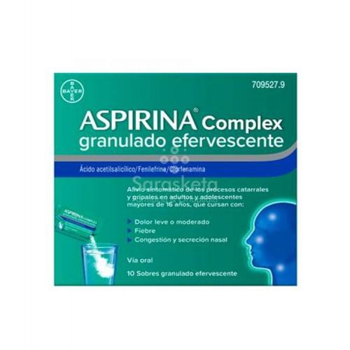 Aspirin Complex Ibuprofen