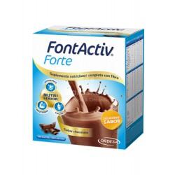 Ordesa - Fontactiv Forte 14 sobres chocolate - Farmacia Sarasketa