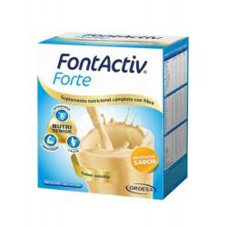 Ordesa - Fontactiv Forte sabor Vainilla 14sobres - Farmacia Sarasketa
