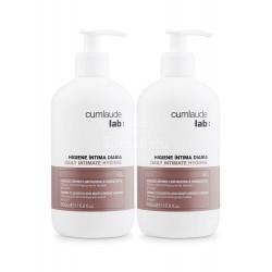 Cumlaude - Cumlaude Duplo Gel Higiene Íntima Diaria 500ml+500ml - Farmacia Sarasketa