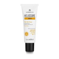 Heliocare - HELIOCARE 360º Gel Oil-Free SPF 50 50ml - Farmacia Sarasketa