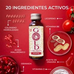 Gold Collagen - Gold Collagen Forte 30 viales - Farmacia Sarasketa