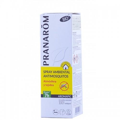 Pranarom - Pranarom Aromapic Spray Antimosquitos Aire & tejidos 100ml. - Farmacia Sarasketa