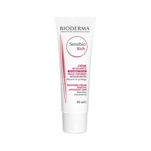 Bioderma - Bioderma Sensibio Crema Rica 40ml - Farmacia Sarasketa