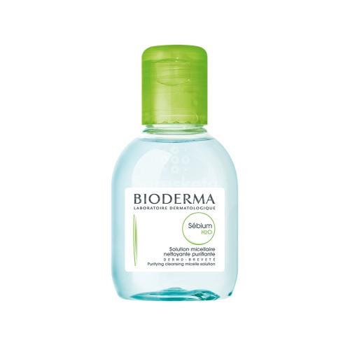 Bioderma - Bioderma Sebium H2O Agua Micelar 100ml - Farmacia Sarasketa