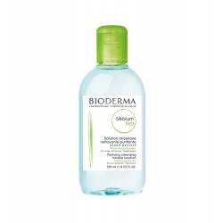 Bioderma - Bioderma Sebium H2O Agua Micelar 250ml - Farmacia Sarasketa