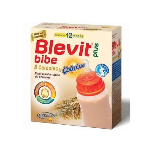 Ordesa - Blevit Plus Bibe 8 cereales ColaCao 600g. - Farmacia Sarasketa