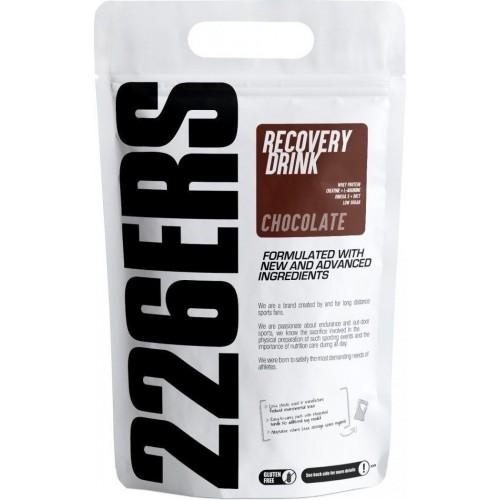 226 ERS - 226ers Recovery Drink Chocolate 500gr. - Farmacia Sarasketa