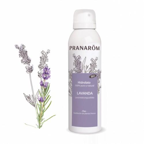 Pranarom - Pranarom Hidrolato Lavanda BIO 150ml. - Farmacia Sarasketa