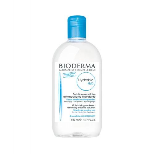 Bioderma - Bioderma Hydrabio H2O Agua Micelar 500ml - Farmacia Sarasketa