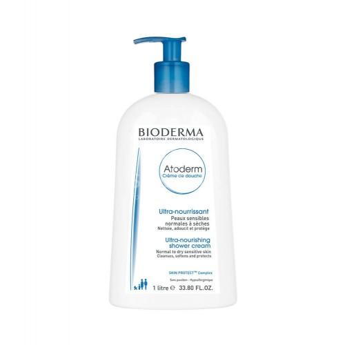 Bioderma - Bioderma Atoderm Crema de ducha 1l - Farmacia Sarasketa