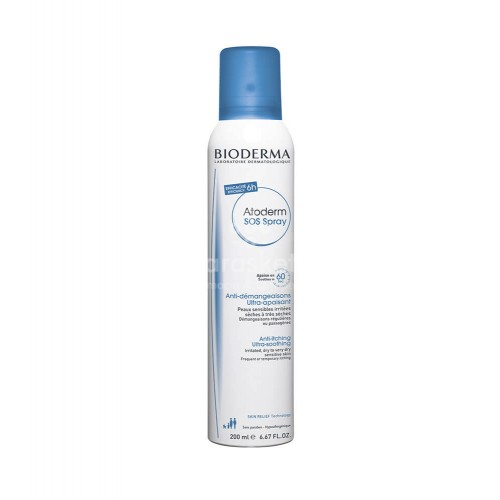 Bioderma - Bioderma Atoderm SOS Spray 200ml - Farmacia Sarasketa