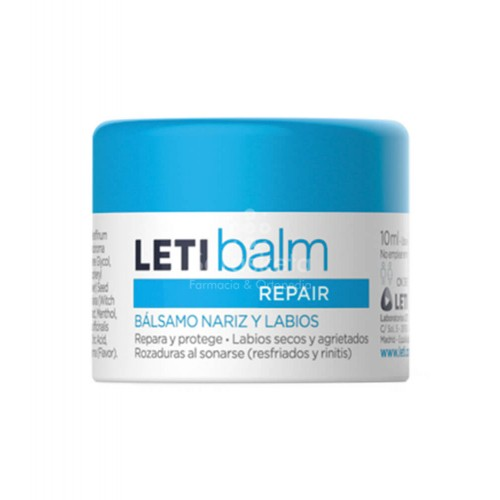 LETIPharma - LETIbalm Lip Repair 10ml - Farmacia Sarasketa