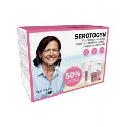 Rilastil - Cumlaude Duplo Serotogyn 60+60cap - Farmacia Sarasketa