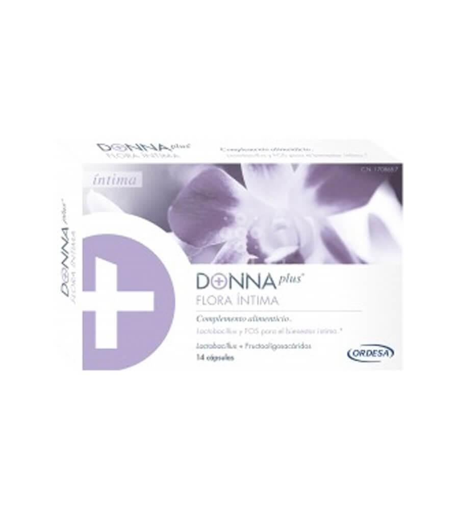 Ordesa - Donna Plus Flora Íntima - Farmacia Sarasketa