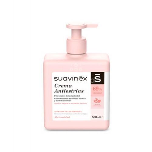 Suavinex - Suavinex Crema Antiestrías 500ml - Farmacia Sarasketa