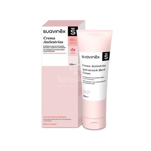 Suavinex - Suavinex Crema Antiestrías 250ml - Farmacia Sarasketa