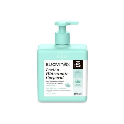 Suavinex - Suavinex Loción Hidratante Masaje 500ml - Farmacia Sarasketa
