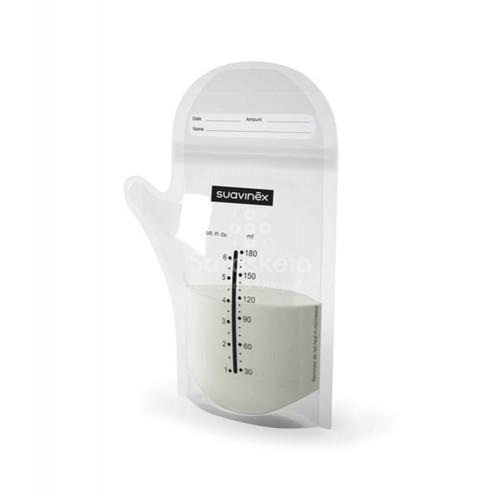 Suavinex - Suavinex Bolsas de almacenaje 25 uds - Farmacia Sarasketa