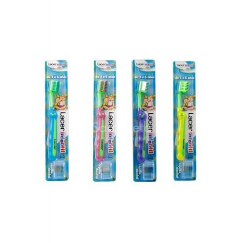 Lacer - Cepillo infantil Lacer 2-6 años - Farmacia Sarasketa