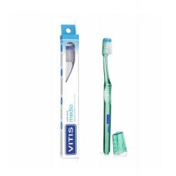 Dentaid - Cepillo Dental VITIS medio - Farmacia Sarasketa