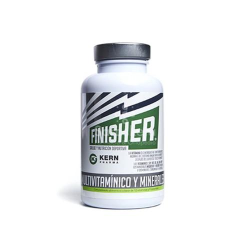 Finisher - Finisher multivitaminico y minerales - Farmacia Sarasketa