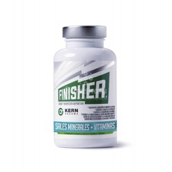 Finisher - Finisher sales minerales y vitaminas - Farmacia Sarasketa