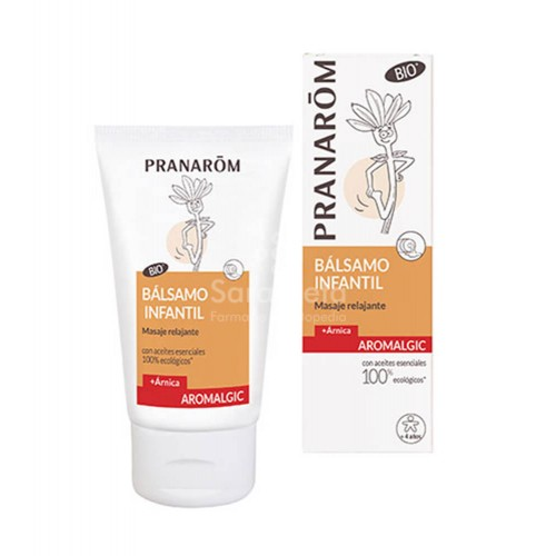 Pranarom - Pranarom Aromalgic bálsamo infantil masaje - Farmacia Sarasketa