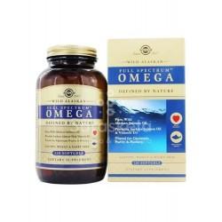 Solgar - Solgar Full Spectrum Omega 120 Cápsulas blandas - Farmacia Sarasketa