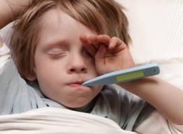 La fiebre y los niños - Blog - Farmacia Sarasketa