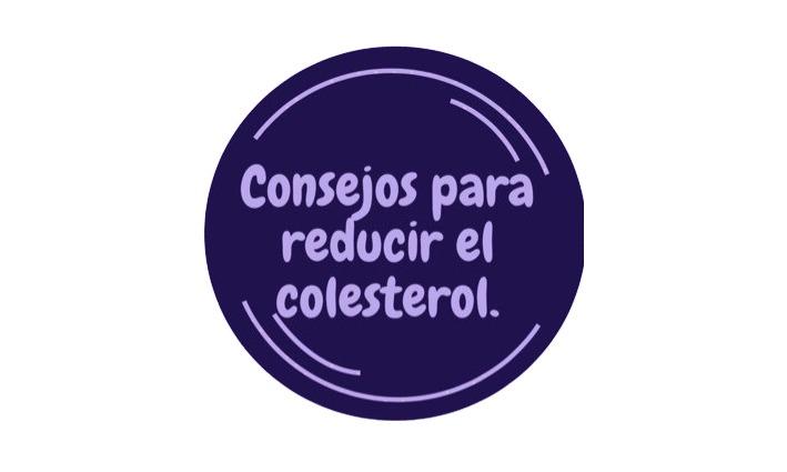 CONSEJOS PARA REDUCIR EL COLESTEROL - Blog - Farmacia Sarasketa