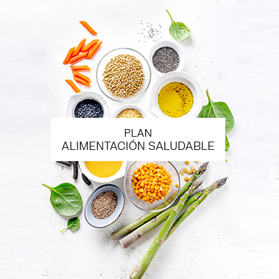 Plan alimentación saludable - Blog - Farmacia Sarasketa