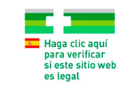 Verificación de sitio legal - Farmacia Sarasketa