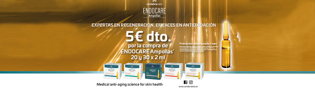 Endocare ampollas - Farmacia Sarasketa
