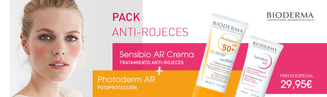 Pack Rojeces Bioderma - Farmacia Sarasketa