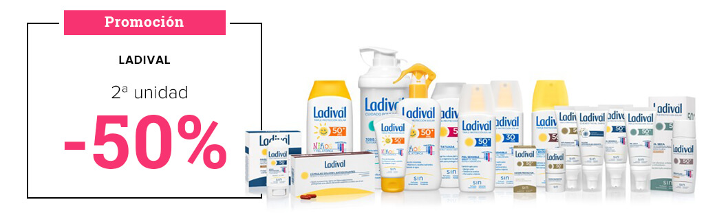 ladival 2º -50% - Farmacia Sarasketa