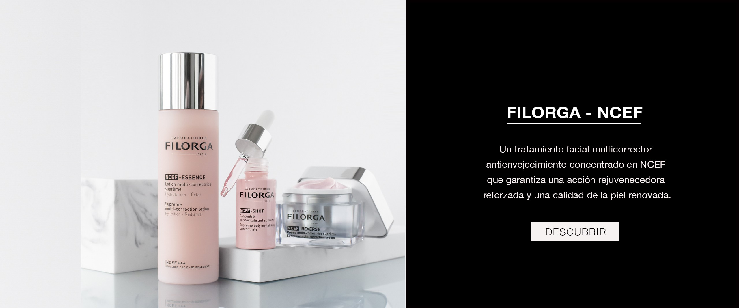 Farmacia Sarasketa descubre Filorga la descubre FILORGA, la marca de cosméticos antiedad inspirada directamente en la medicina estética y encuentra la rutina de cuidado facial que te conviene